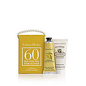 Crabtree & Evelyn Citron, Honey & Coriander Mini 60 Second Fix Hands