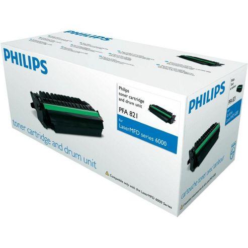 Philips PFA822 Toner Cartridge High Capacity (Black) for LF6050W/LF6080N Printers