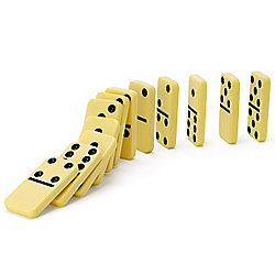 Toyrific Double 6 Dominoes Game