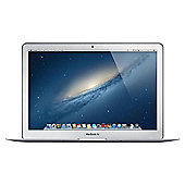 "MacBook Air 13.3"" Intel Dual-Core i5 1.8GHz/4GB/128GB flash Silver"
