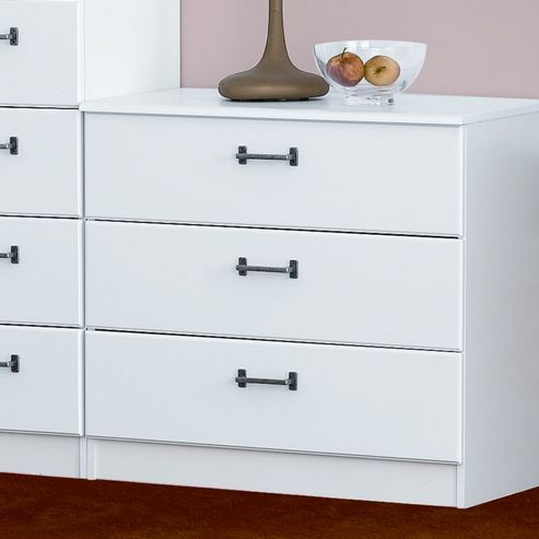 Alto Furniture Visualise Century Three Drawer Chest