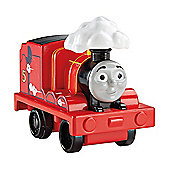 Thomas & Friends My First Pullback Puffer Engine - James