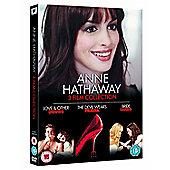 Anne Hathaway Boxset (3 Titles) (DVD Boxset)