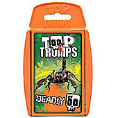 Top Trumps-Deadly 60