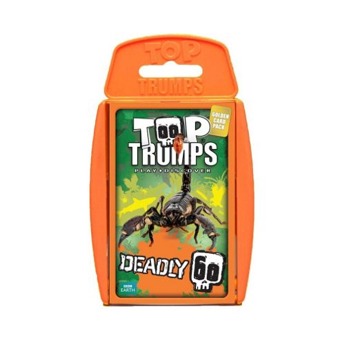 Top Trumps Deadly 60
