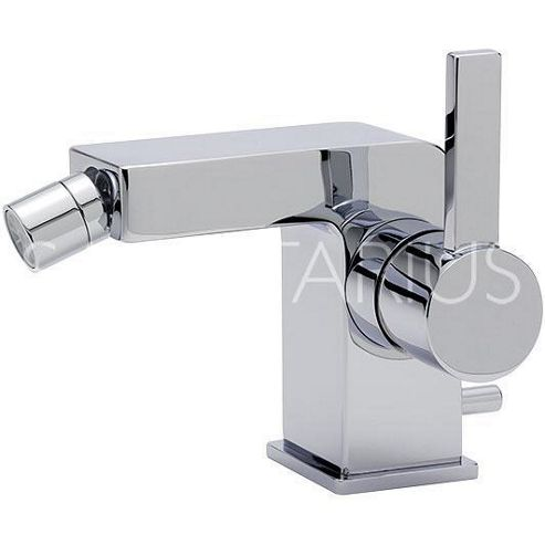 Sagittarius Evolution Mono Bidet Mixer Tap With Pop Up Waste
