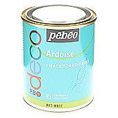 Pebeo Chalkboard Paint - Turquoise - 250ml