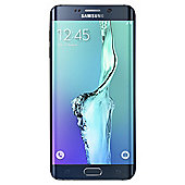 Tesco Mobile Samsung Galaxy S6 Edge Plus Black