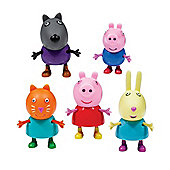 Peppa Pigs Collectable Figures