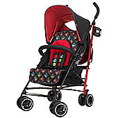 Obaby Mickey Mouse Travel System with Safety Mosquito Net - Mickey Circles