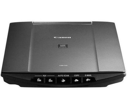 Canon CanoScan LiDE 210 Scanner