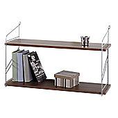 Posseik Wall Shelf - Plum