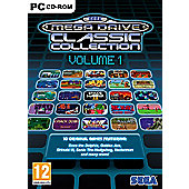 Sega Mega Drive Classic Collection Vol 1