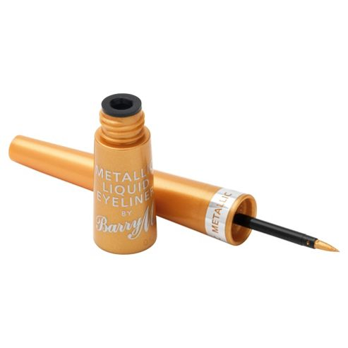 Barry M Metallic Liquid Eyeliner 5 -Gold