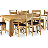 Alterton Furniture Amberley Extending Dining Table