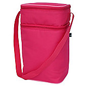 JL Childress MaxiCOOL 6 Can Insulated Cool Bag, Pink