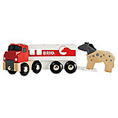 Brio Horse Trailer, wooden toy