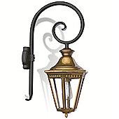 Roger Pradier Victoria No. 3 Wall Lantern - Brass