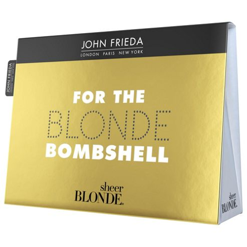 John Frieda Sheer Blonde Gift Set