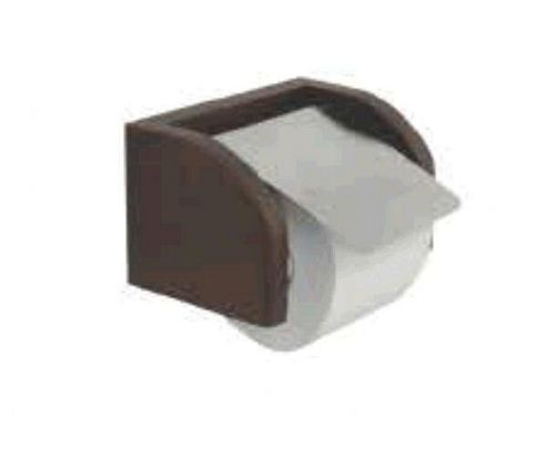 Möve Combo Toilet Roll Holder in Walnut (Set of 2)