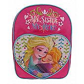 Frozen My Sister Hero School Backpack