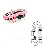 Hexbug Nano V2 Orbit (477-2901) and Hexbug Nano V2 Single Hexbug Pink and Black 2 Items