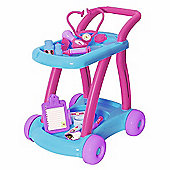 Doc McStuffins Push Along Doctor's Trolley