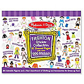 Sticker Collection - Fashion - Melissa & Doug