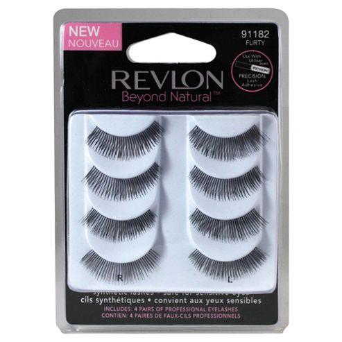 Revlon 4 Pack Lashes - Flirty 91182