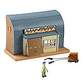 Fireman Sam Adventure Playset with Figure - Mike's Workshop