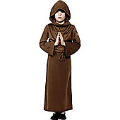 Horrible Histories Monk - Child Costume 9-10 years