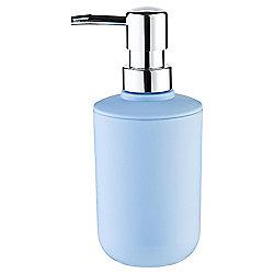 Tesco Basic Plastic Soap Dispenser, Blue