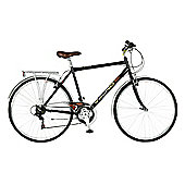 "19"" Viking Ambleside 18 Speed Gents, Black"