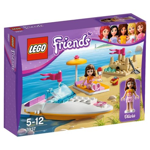 LEGO Friends Olivias Speedboat 3937