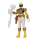 Power Rangers Megaforce Ultra Yellow Ranger Figure