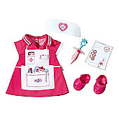 Baby Born Nurse Clothing Set