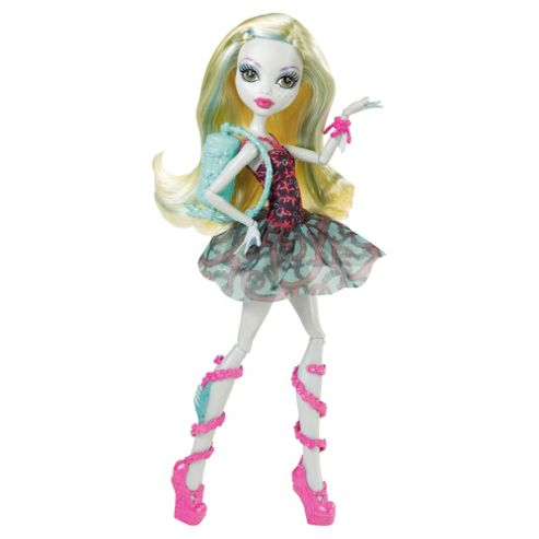 Monster High Dance Doll - Lagoona Blue