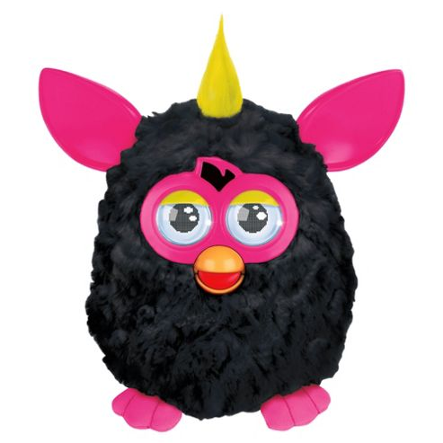 Furby Hot Black / Pink
