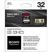 Sony 32 GB SDHC