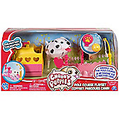 Chubby Puppies Pole Course Playset - Dalmatian
