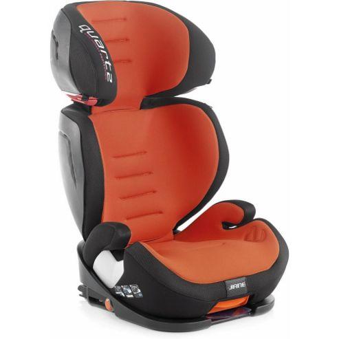 buy jane quartz isofix car seat orange from our all car seats range tesco. Black Bedroom Furniture Sets. Home Design Ideas