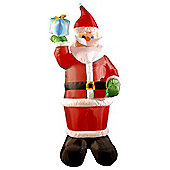 8ft inflatable santa