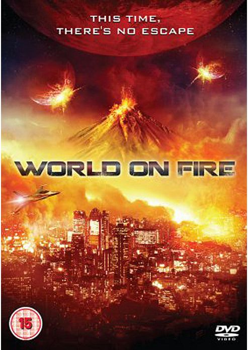 World On Fire (DVD)