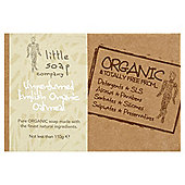 Little Soap Company: Organic Rosemary And Thyme Bar Soap