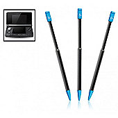 Advanced Compact Stylus Set for 3DS - Turquoise Edition