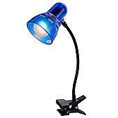 Home Essence Clip One Light 40W Spotlight - Blue