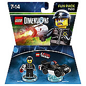 LEGO DIMENSIONS FUN PK BAD COP