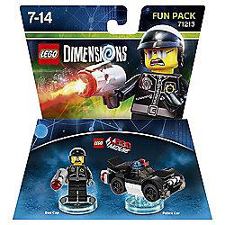 LEGO DIMENSIONS FUN PK BAD COP