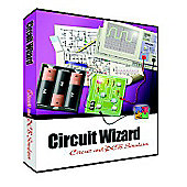 PCB Design Circuit Board Wizard Pro Simulation Software