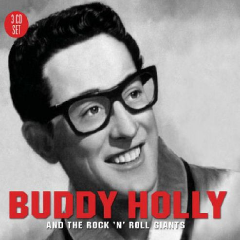 Buddy Holly And The Rock 'N' Roll Giants (3Cd)